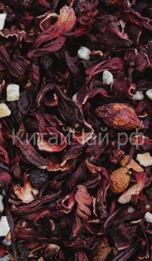 Чай фруктовый - Рождественский апельсин - 100 гр