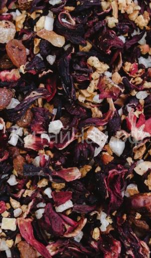 Чай фруктовый - Тропические фрукты - 100 гр