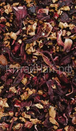 Чай фруктовый - Ягодно-ванильный - 100 гр