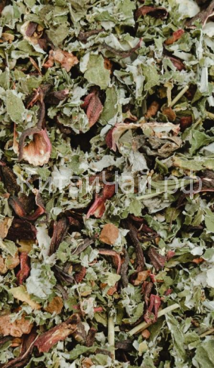 Чай травяной - Пряный апельсин - 100 гр