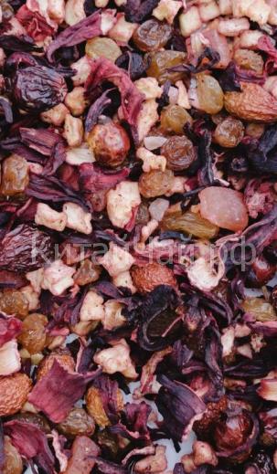 Чай фруктовый - Веселый Фрукт № 2 - 100 гр
