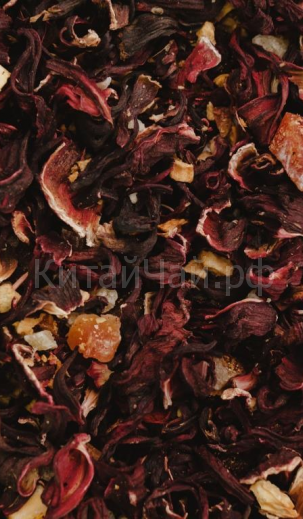 Чай фруктовый - Дикий персик № 2 - 100 гр