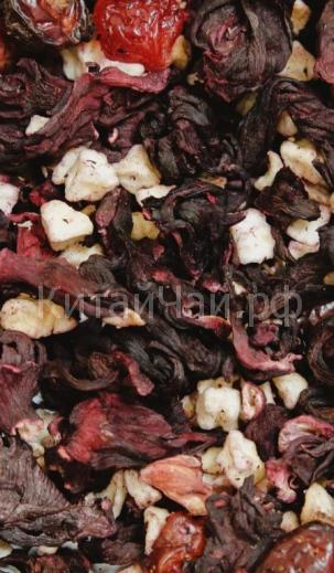 Чай фруктовый - Вишневый пунш № 2 - 100 гр