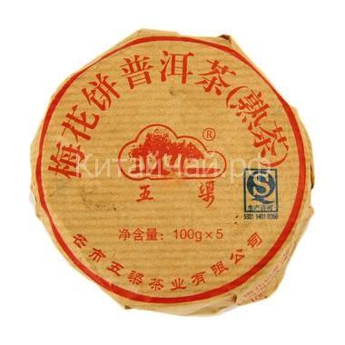 Мей Хуа Бин Ча (шу) 100 гр