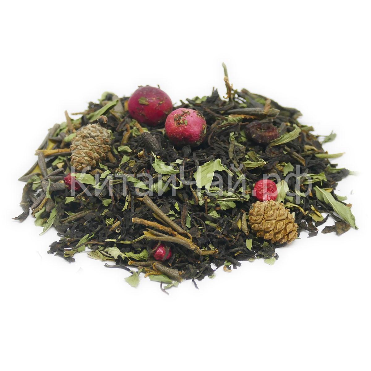 Чай черный - Сосновый лес - 100 гр